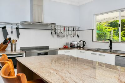 Renovated Spacious Home with Wrap around Veranda on a 815m2 block.