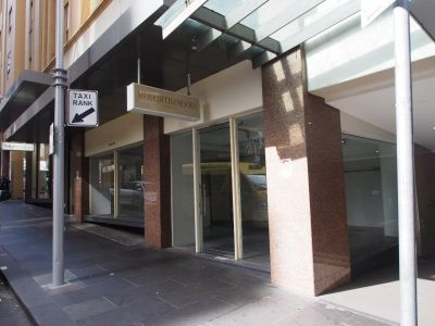Prime Retail In The Heart Of The CBD