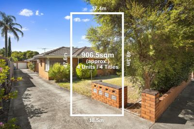 1, 2, 3, 4/21 Orange Grove, Camberwell