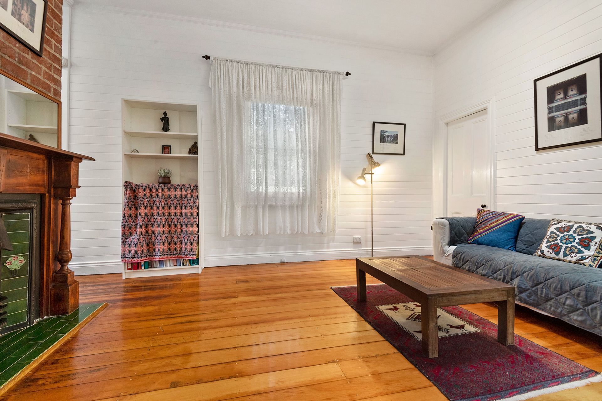 Character home with separate studio