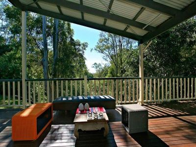 Contemporary Home at Burleigh Heads