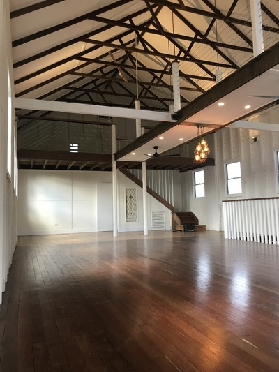 Beautiful Converted Hall Right in Town