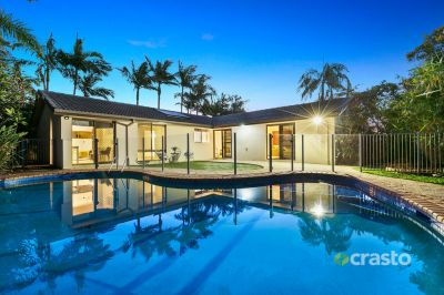 Spacious Single level Home in Awesome Robina Location