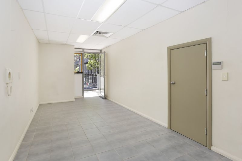 OFFICE SUITE + 1 CARSPACE - OCCUPY OR INVEST