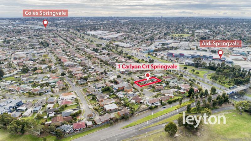 1 Carlyon Court, Springvale