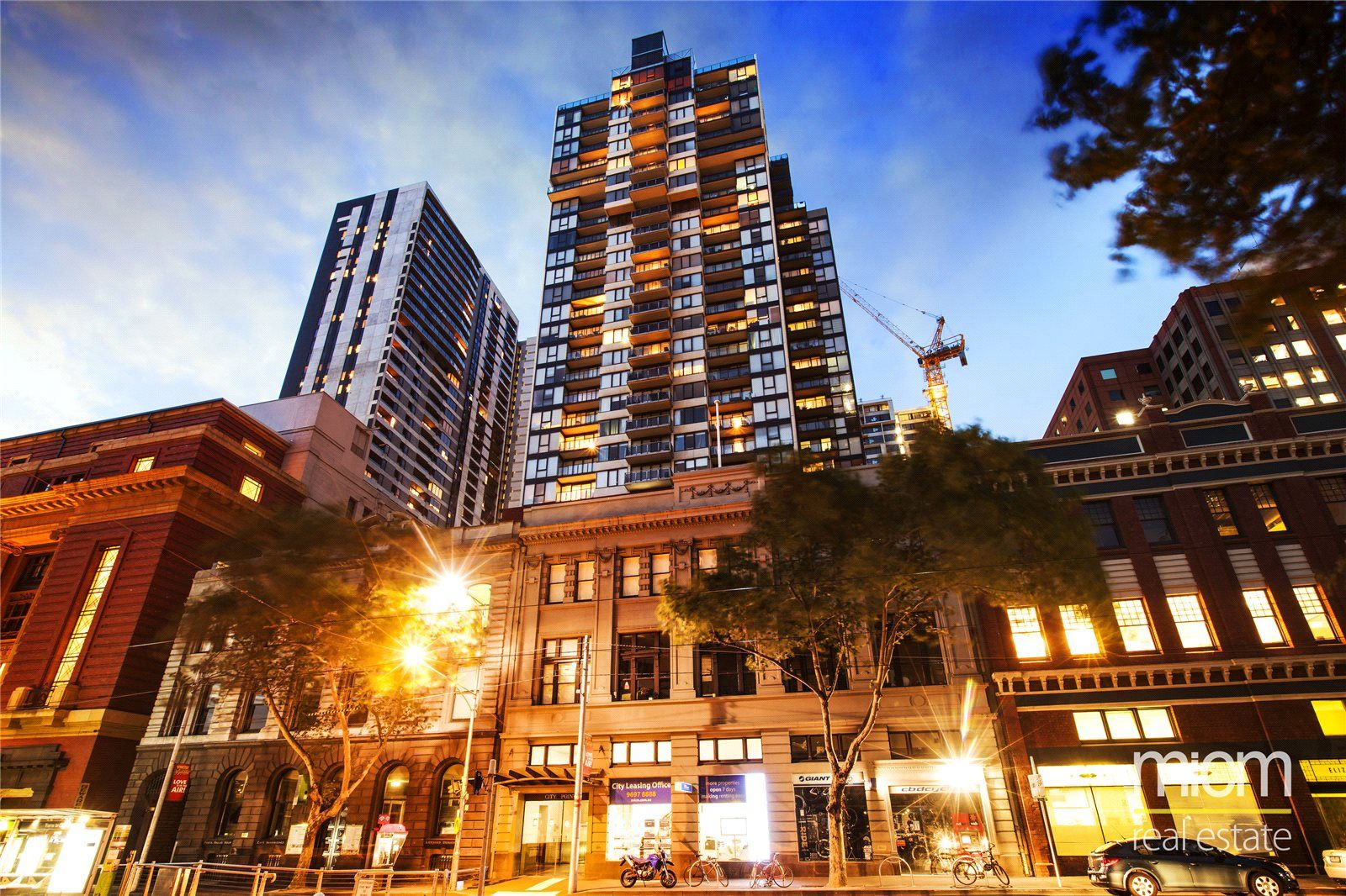 City Point: 22nd Floor - Island Of Style In the Sky!
