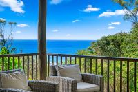 Private Rainforest Setting with Ocean Views