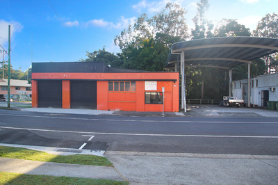 Industrial Mechanic Shop Set Up In Heart Of Nambour