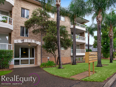 47/8 Mead Drive, Chipping Norton