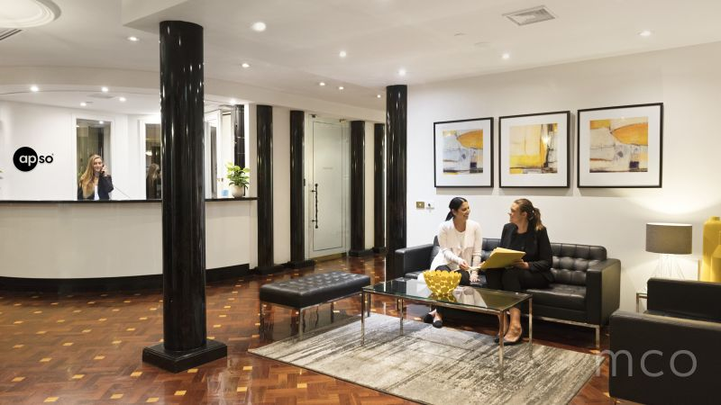 The ultimate leasing opportunity in the CBD
