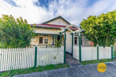 Double Brick, Corner Block Family Home
