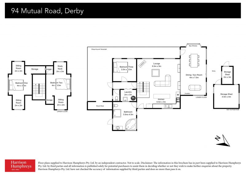 94 Mutual Road Floorplan