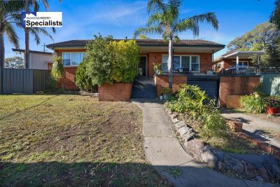 A beautiful home with a two-bedroom granny flat!