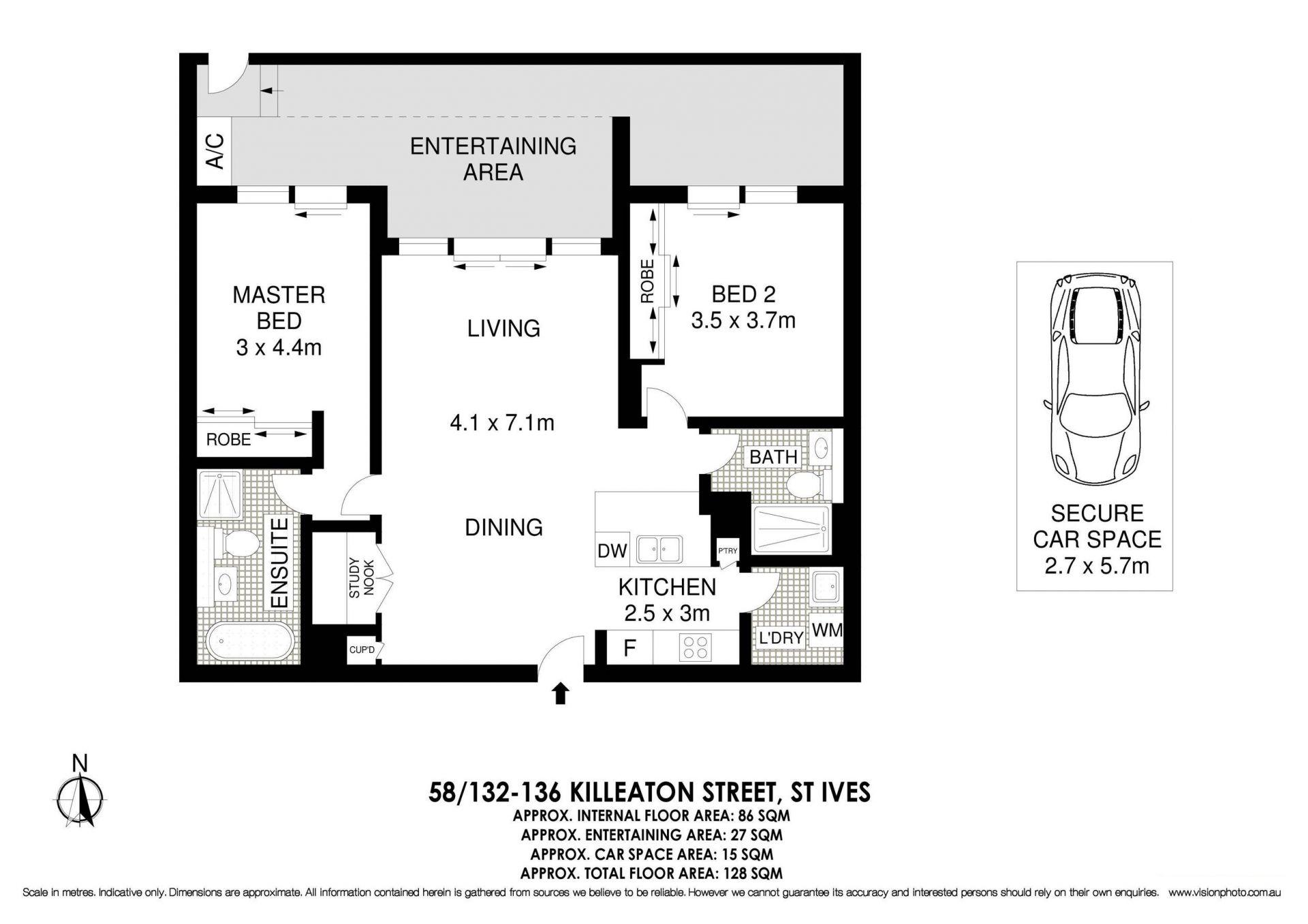 58/132-138 Killeaton Street St Ives 2075