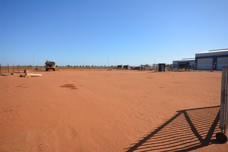 9035m2 PRIME INDUSTRIAL LAND IN T.D.A