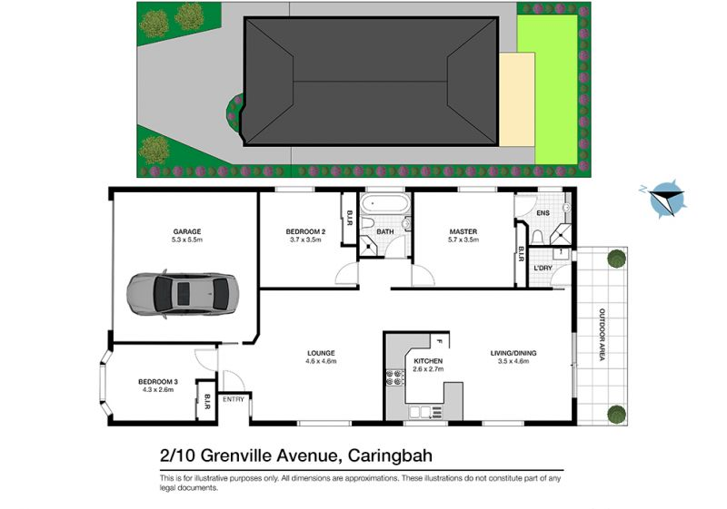 2/10 Grenville Avenue CARINGBAH 2229
