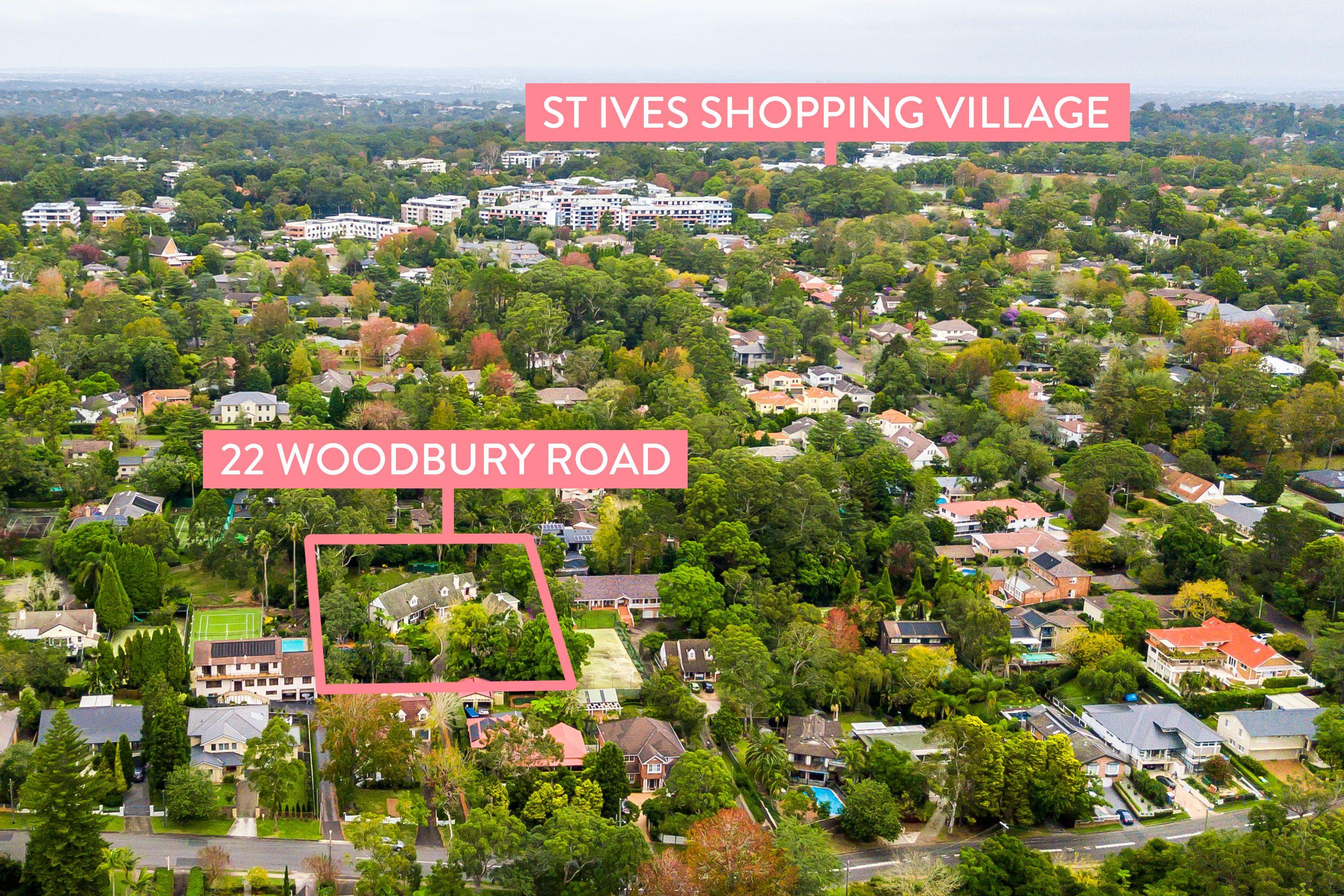 22 Woodbury Road St Ives 2075