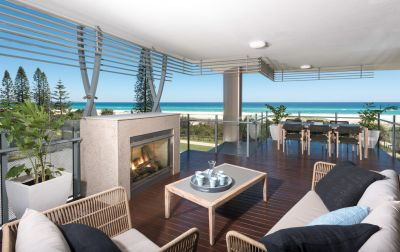 BOUTIQUE BEACHFRONT APARTMENT