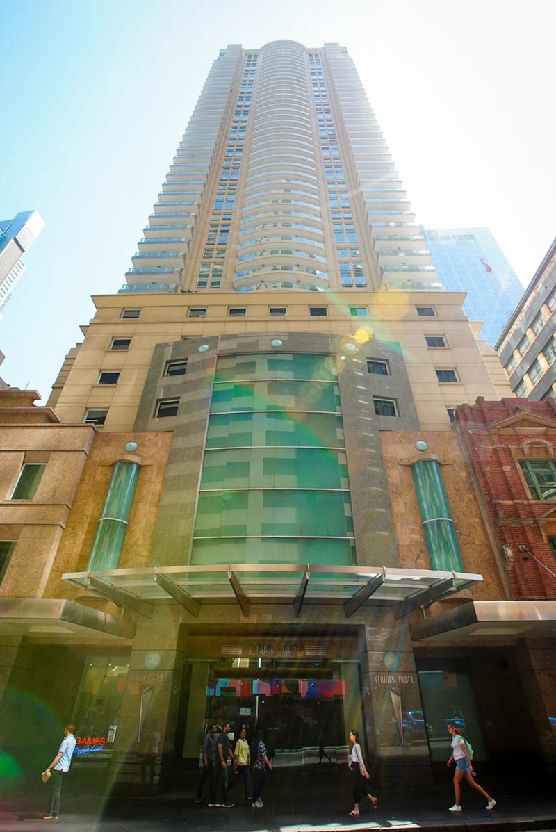 343-357  Pitt Street Sydney 2000