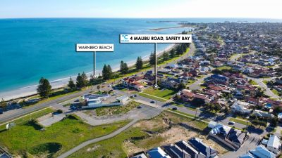 Great Location - 700sqm Lot ready to build