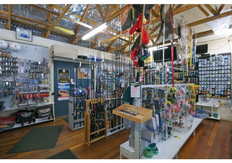 Leasehold Riverside Cafe, Tackle Shop And Boat Hire Complex - Nambucca Heads, NS