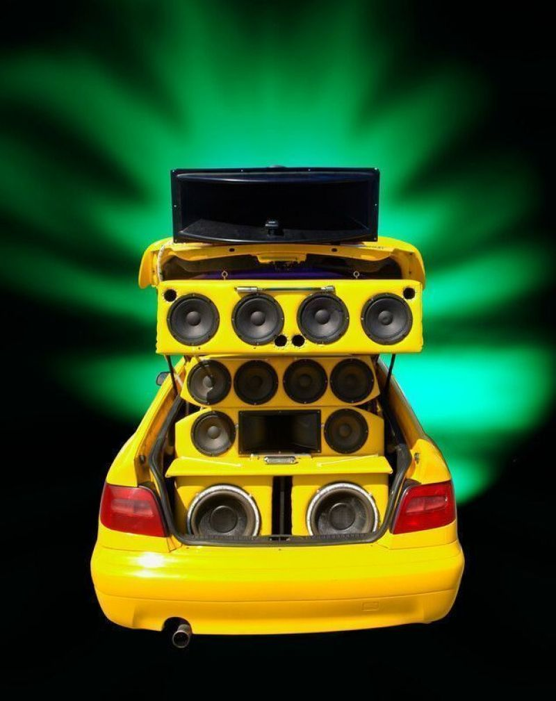 Car Audio Electronic Business.