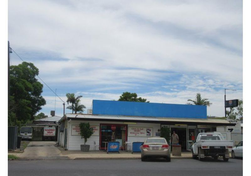 Freehold Takeaway and General Store plus Residence - Goondiwindi, Qld