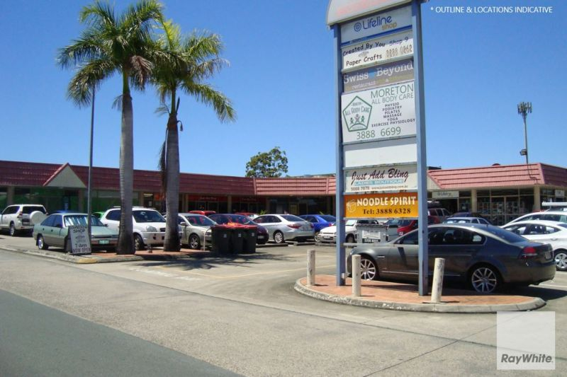 Open Plan Retail Space in the Centre of Burpengary
