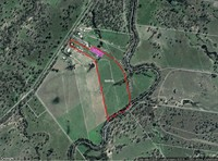 38 Acres. 2 Dwellings & Permanent Water.