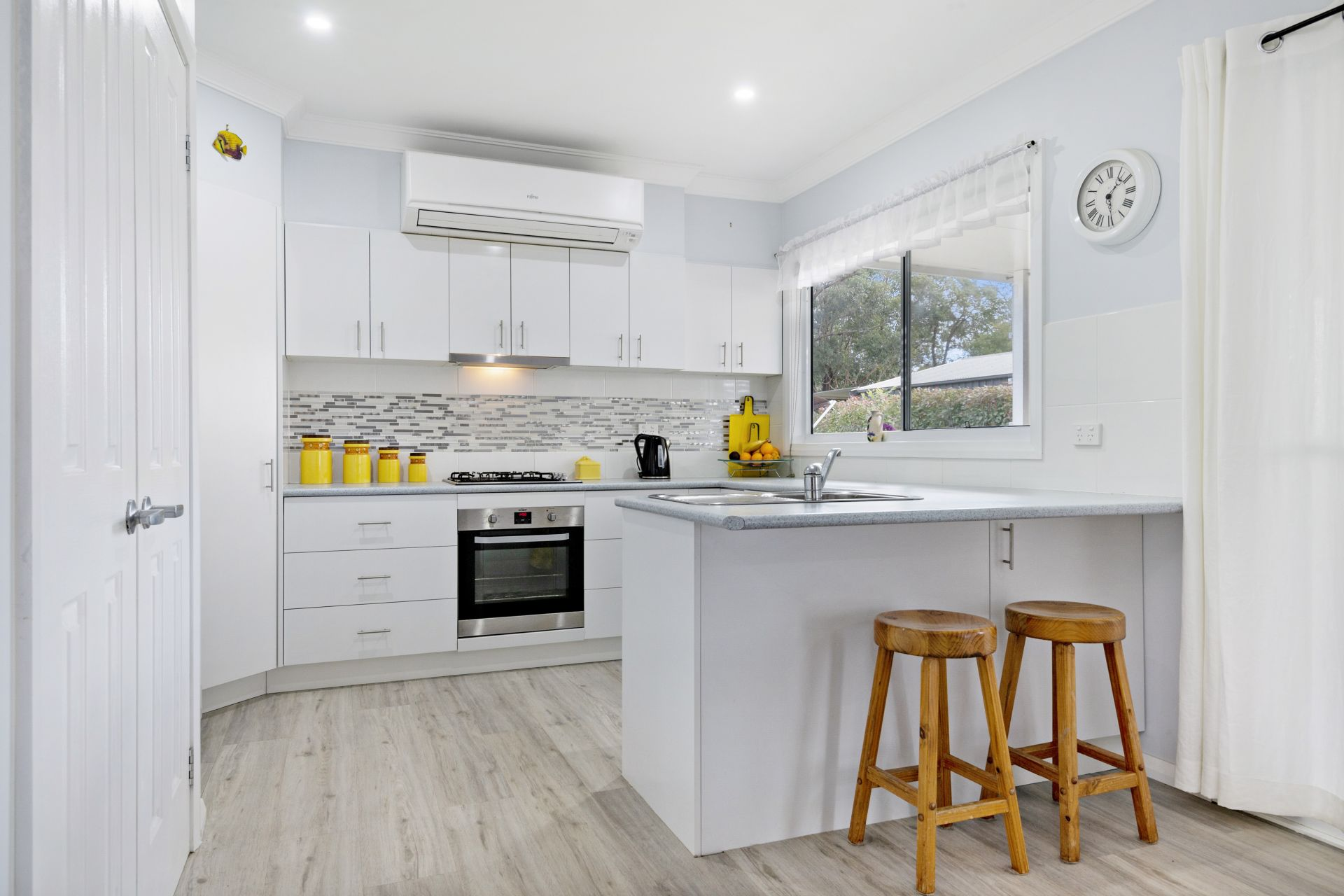 As-new family home with versatile studio