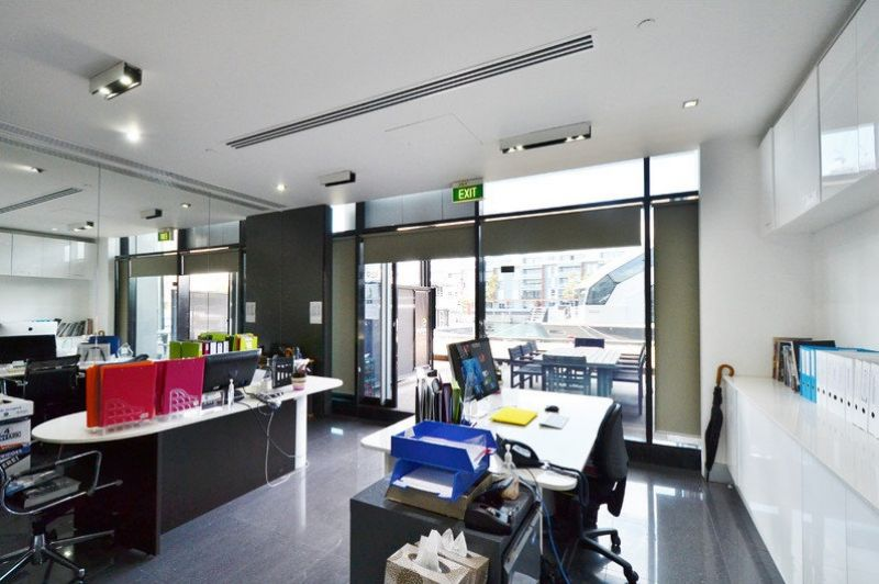 Outstanding Waterfront Office