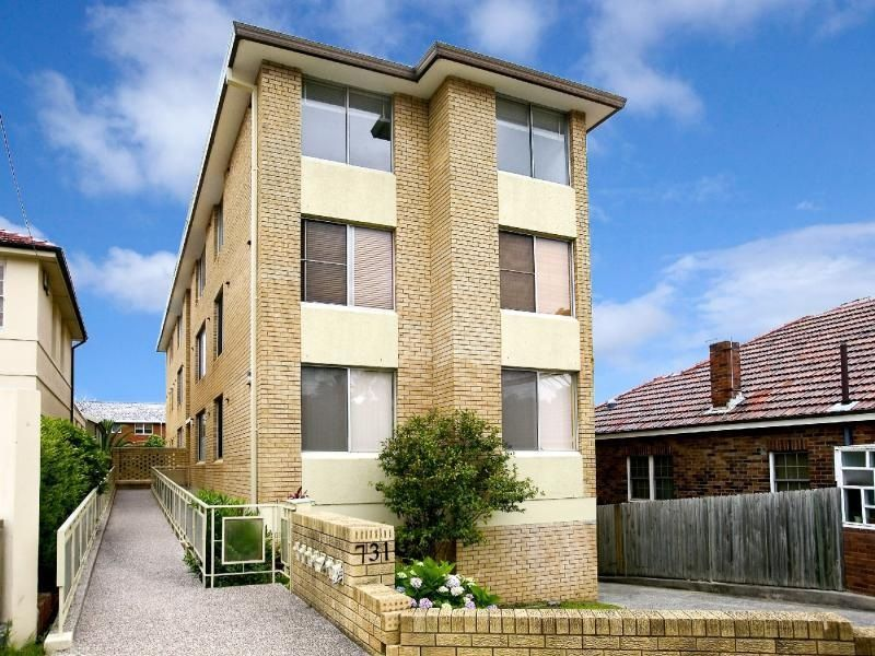 4/731 Old South Head Road, Vaucluse