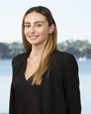 Olivia Touma Real Estate Agent