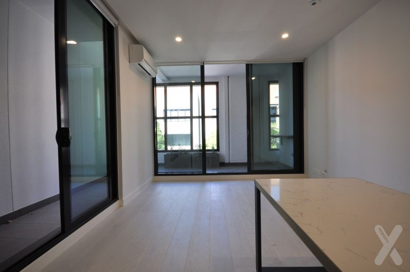 PRIVATE INSPECTION AVAILABLE - One bedroom apartment with a convenient study and perfect balcony!