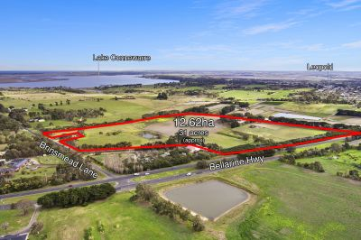 Lake View    12.62 ha 31 acres approx.