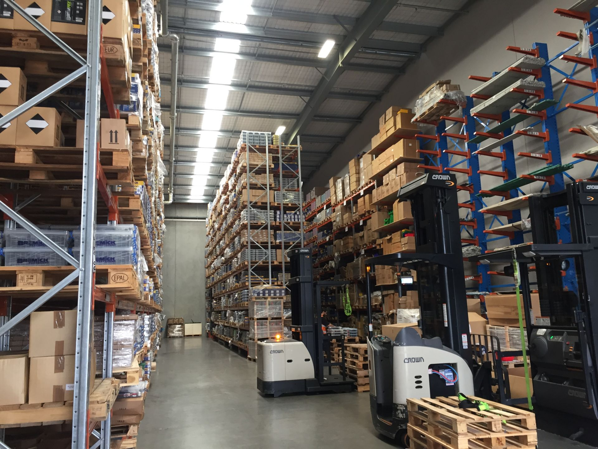 Fantastic industrial in Penrose business park
