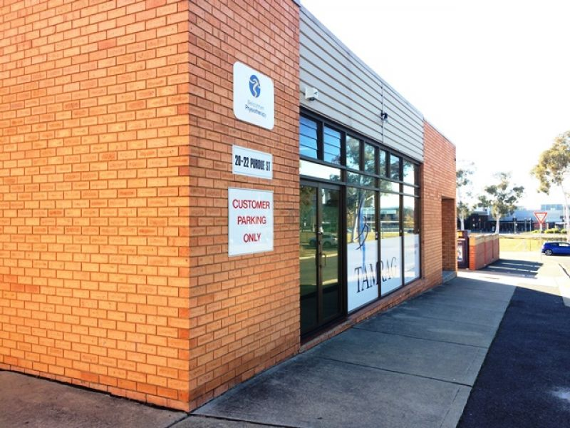 Ground Floor Commercial Suite with On-site Parking