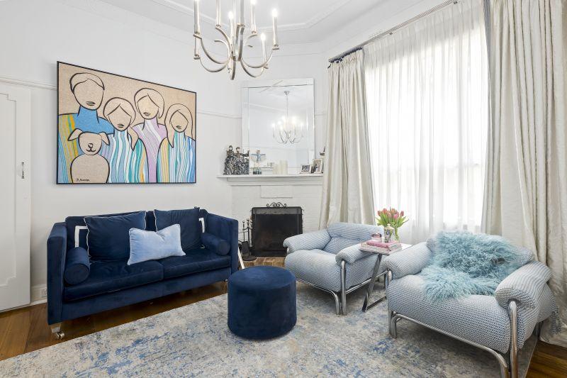 Charismatic Art Deco Home