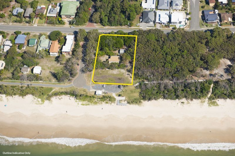 Approved Beachfront Subdivision Site
