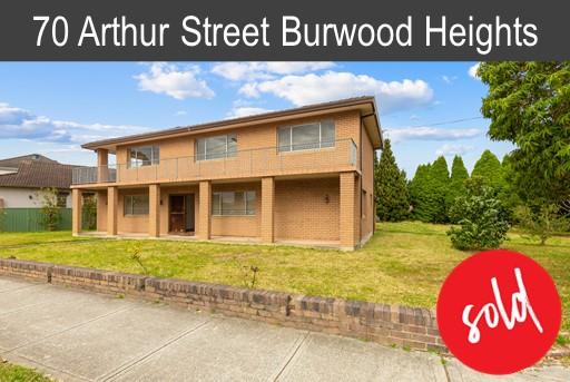 Vendor of 70 Arthur Street Burwood Heights