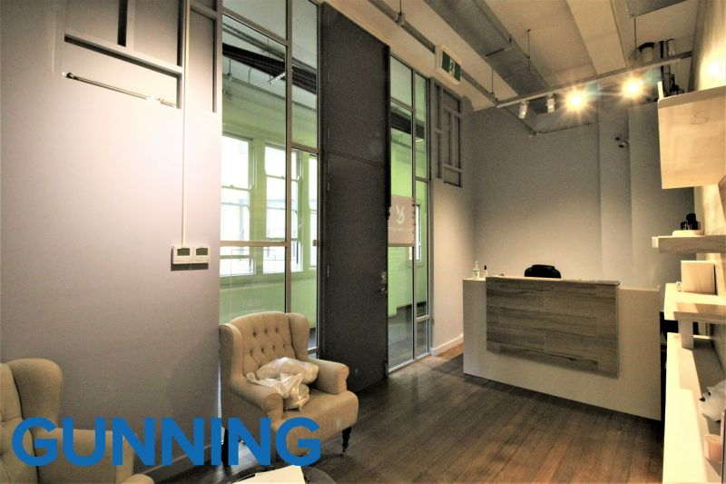 VARIOUS OFFICES/SHOPS/STUDIOS IN CREATIVE BUILDING!