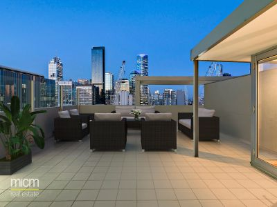 Lavish Penthouse Luxury Plus a Rooftop Terrace!