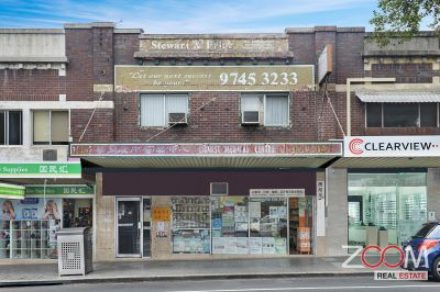 Busy Burwood Road Position