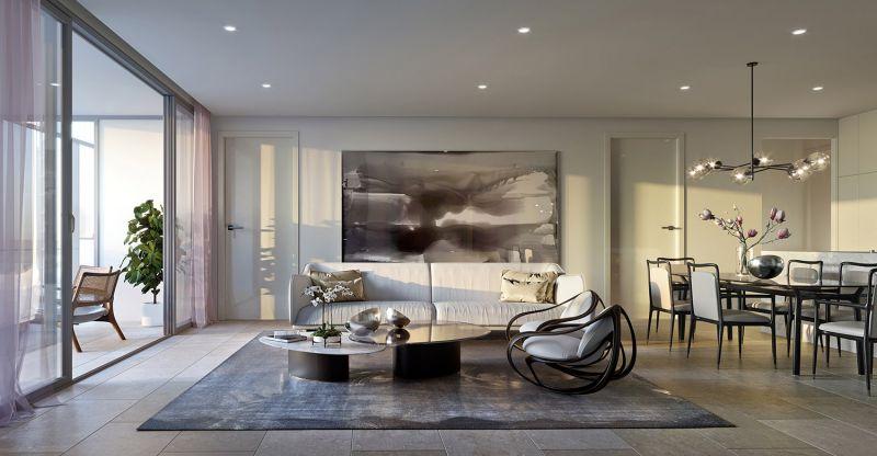 The Lanes Residences - 2 bed + media room | 2 bath | 2 car