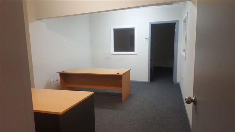140m² 1st Floor Office - Fitted Out