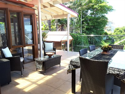 (Now Leased) 3brm, plus Parent Retreat/Office/Study, with Spa, Fireplace and Amazing Views