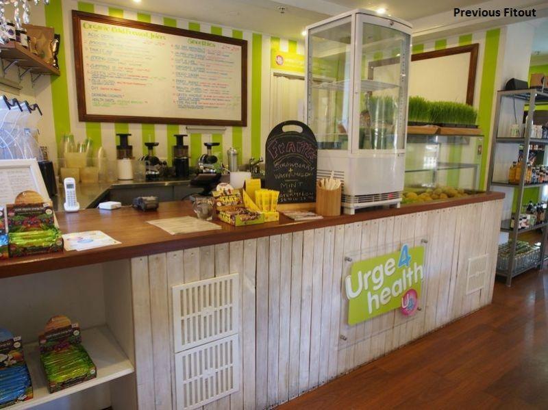 Vibrant Cafe / Juice Bar