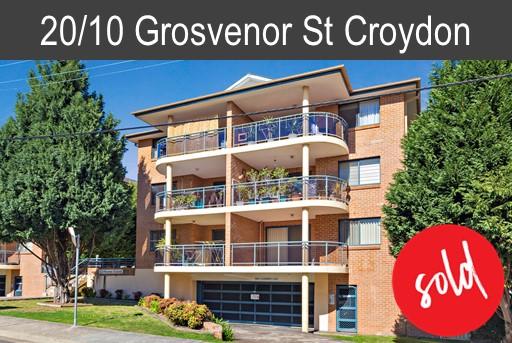 S Roman | Grosvenor St Croydon