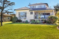 With extensive views of Port Stephens, Carrington House is on the market