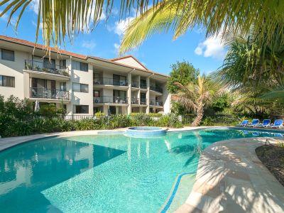 Resort Living Close to the Beach
